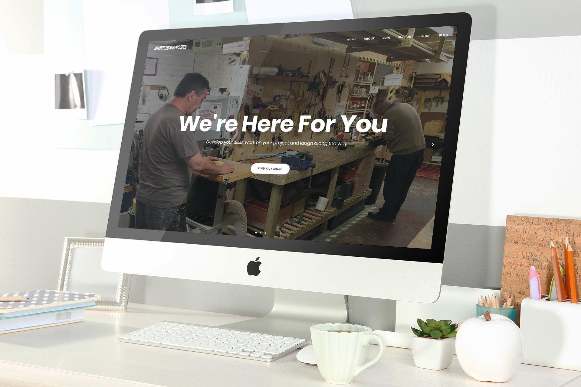 KMS_Homepage