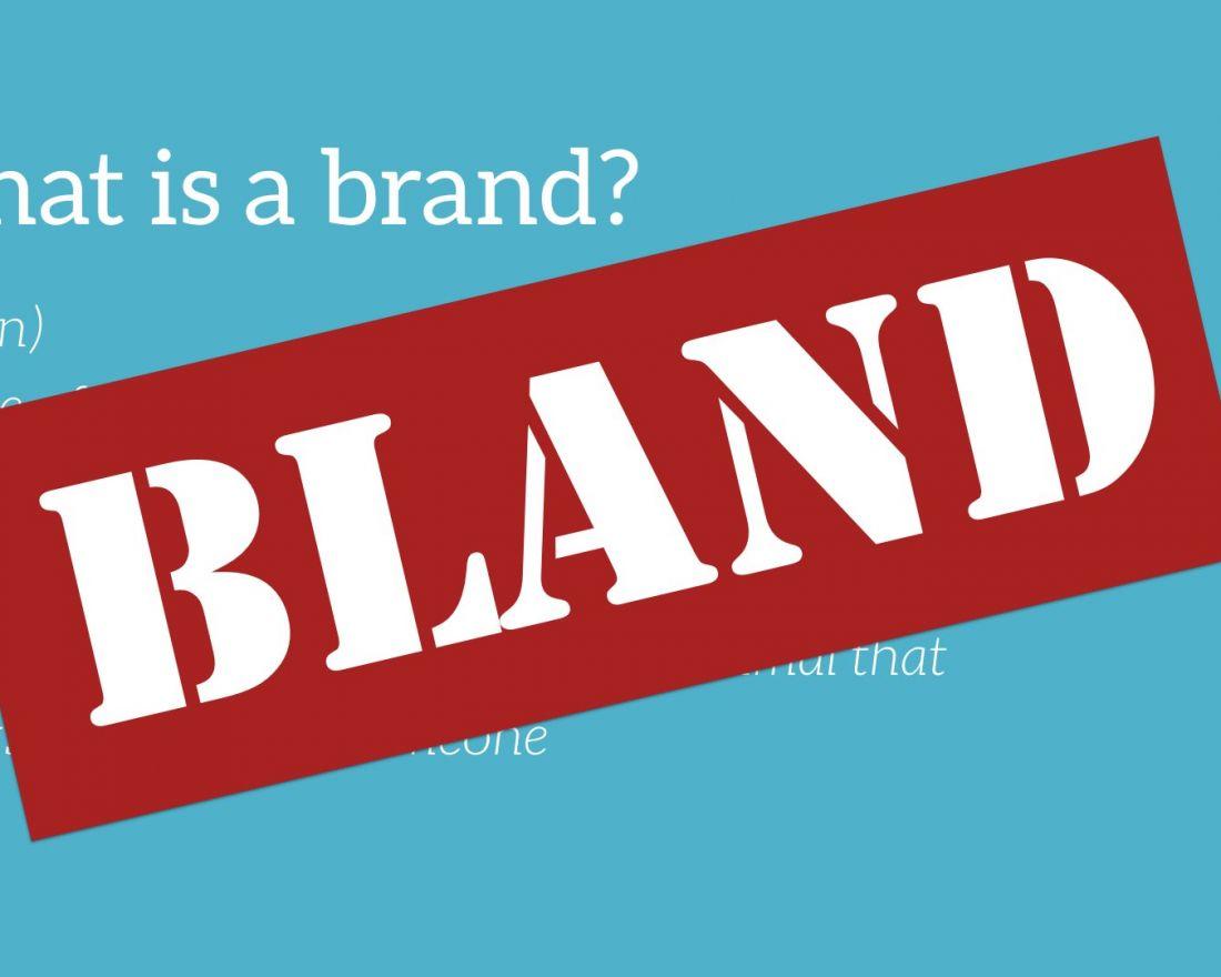 Brand v Brand image