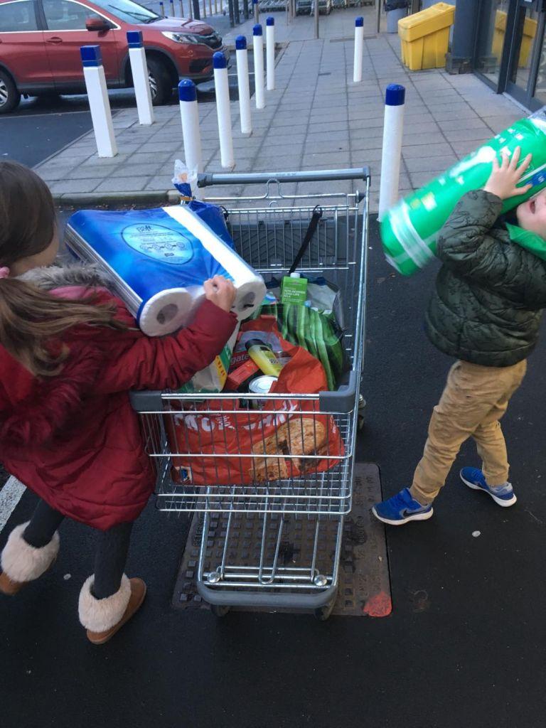 Foodbank help